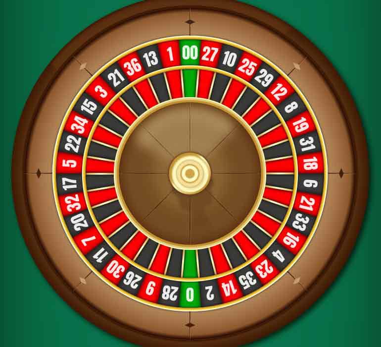 juego de ruleta casino