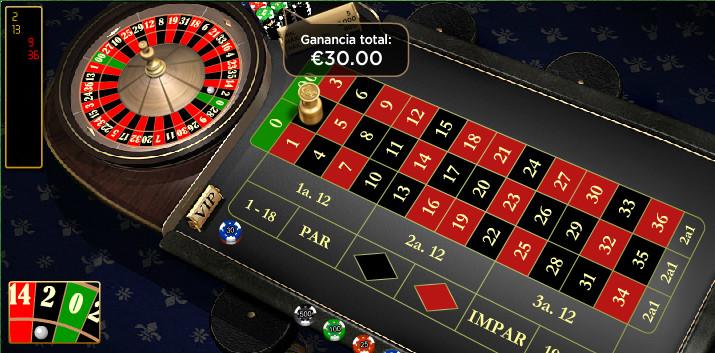 888 Casino Ruleta Online